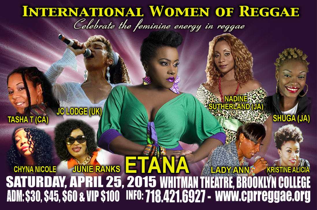 international women of reggae