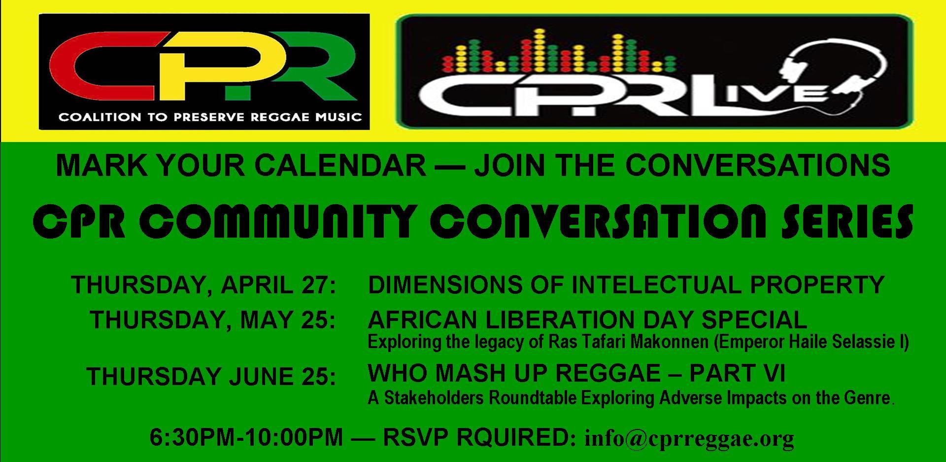 Community Conversations 2017