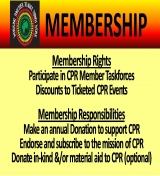 Membership Has It's Privileges - Join Today